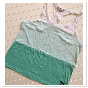 PINK Victoria's Secret Work Out Tank